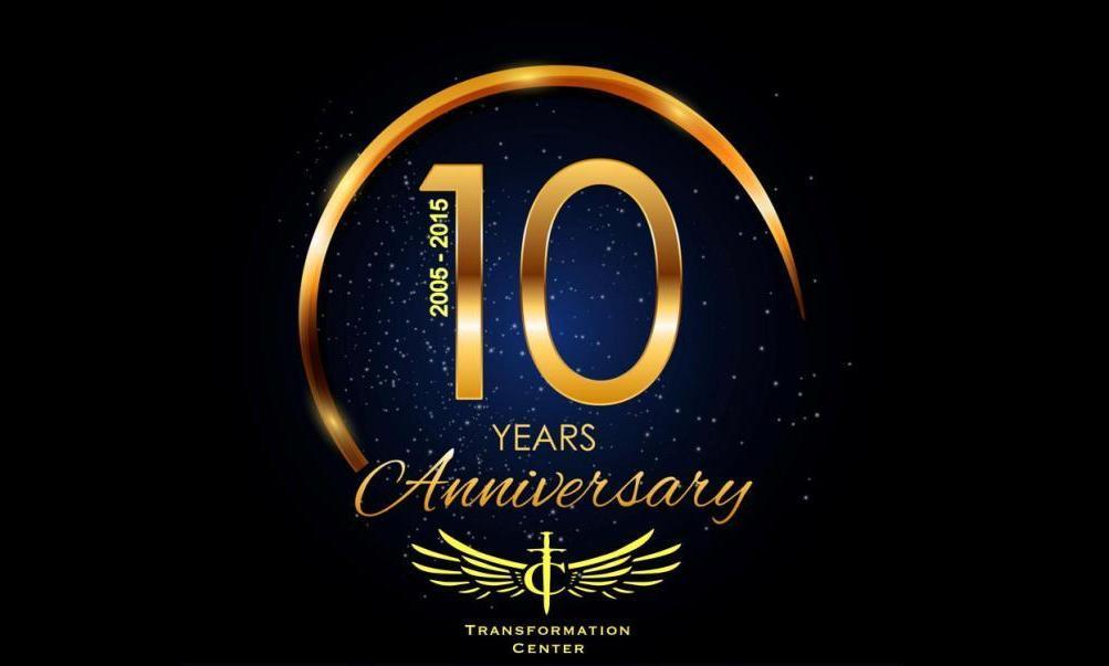 Transformation Center 10 Years Anniversary (December 28)   Юбилей посвящённый Десятилетию Центра Трансформации (Декабрь 28)