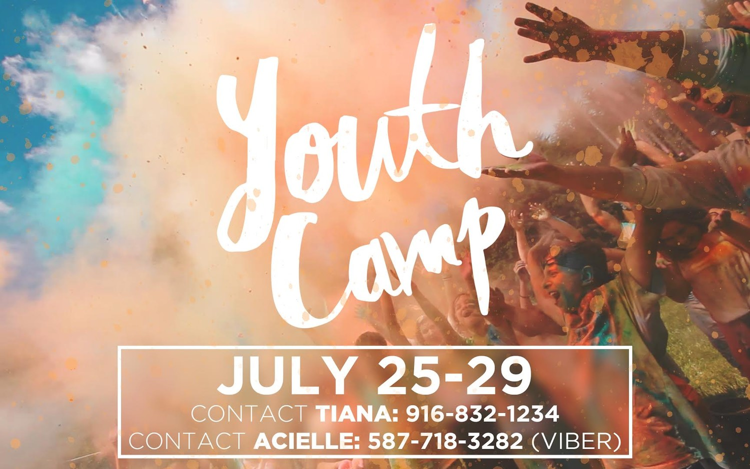 Transformation Center Youth Camp (July 25-29, 2017)