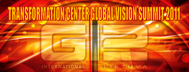 Transformation Center Global Vision Summit 2011