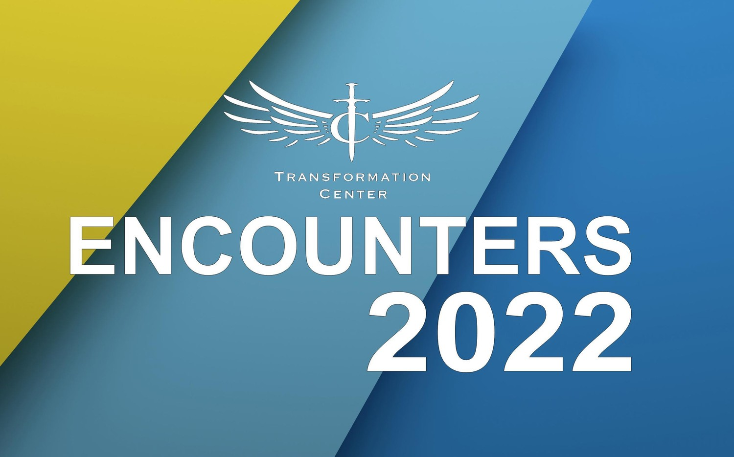 График Инкаунтеров TCCI на 2019 год / Transformation Center Encounters 2019
